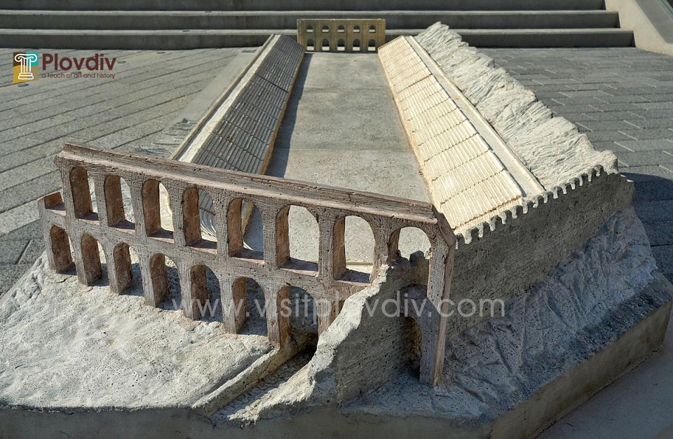 maket-na-antichniq-stadion-v-plovdiv