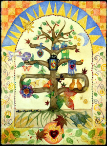 Tree-of-Life  boriana antimova
