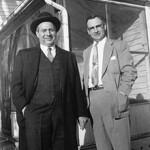 John_Dunning_Hubert_Thelen_Mar_1957