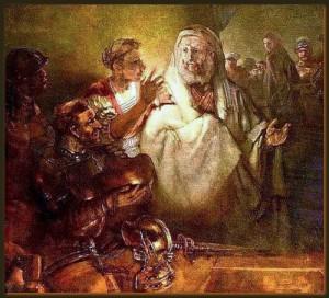 Rembrandt_St Peter denial_1660 Edited